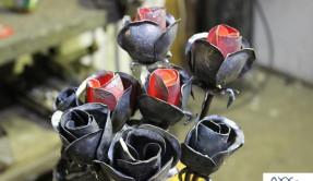 Роза - ручная ковка КК-1