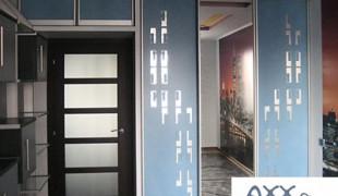 Трехкомнатная квартира 88 кв.м.