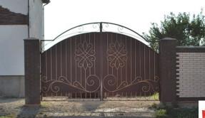 Распашные ворота РВ-15
