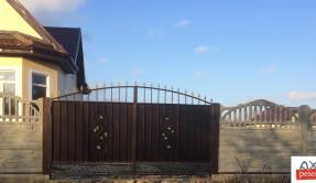 Распашные ворота РВ-16