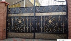 Распашные ворота РВ-17