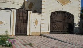 Распашные ворота РВ-20