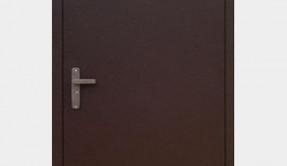Дверь металлическая ДМ-1