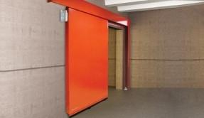 Дверь металлическая огнестойкая ДМ-7