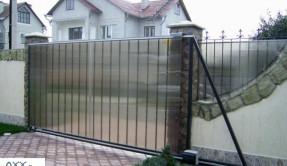 Консольные ворота КВ-8