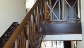 Деревянные лестницы ДЛ-1
