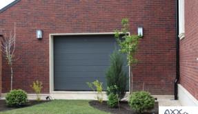 Секционные гаражные ворота СВ-15