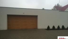 Секционные гаражные ворота СВ-5