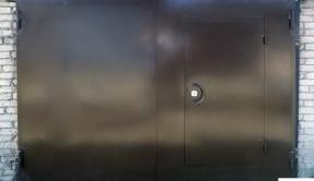 Ворота металлические ГМ-3