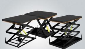 Подъемные столы ПО-4