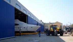Эллинги для хранения лодок, катеров, яхт Э-1