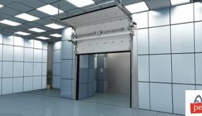 Промышленные ворота ПВ-3